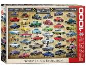 Puzzle Pickup - időbeli fejlődés