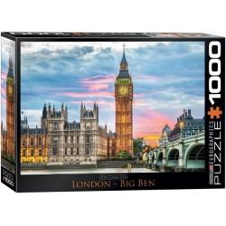 Puzzle Big Ben, London