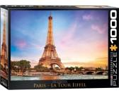 Puzzle Párizs - Eiffel torony