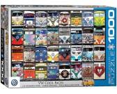 Puzzle Volkswagen - kollázs