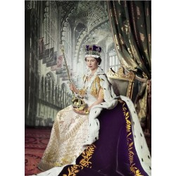 Puzzle II. Erzsébet királynő