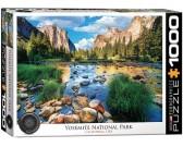 Puzzle Yosemite Nemzeti Park, US