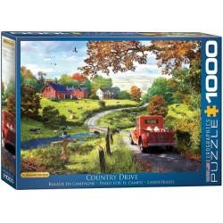 Puzzle Vidéki út