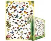 Puzzle Pillangók