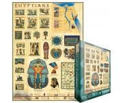 Puzzle Középkori Egyiptom