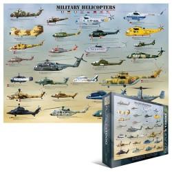 Puzzle Hadi helikopterek