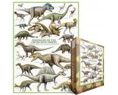 Puzzle Dinoszauruszok - kréta évad