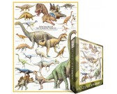 Puzzle Dinoszauruszok - jury évad