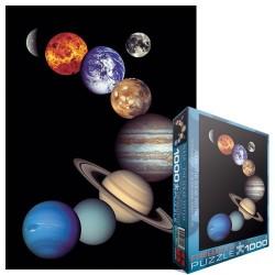 Puzzle NASA - Naprendszer