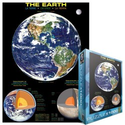Puzzle Föld