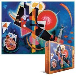 Puzzle Kékben
