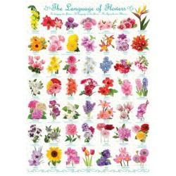 Puzzle Virágok
