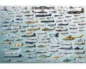 Puzzle Hadirepülőgépek történelme