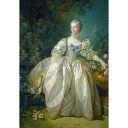 Puzzle Madame Bergeret, 1766