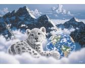 Puzzle Egy ágy a felhőkben