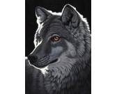 Puzzle Farkas éjjel