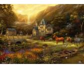 Puzzle Arany-völgy