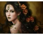 Puzzle Arany Rózsa