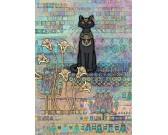 Puzzle Egyiptomi nő