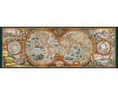 Puzzle Térképek - PANORAMATIKUS PUZZLE