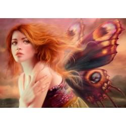 Puzzle Pillangó szárnyak