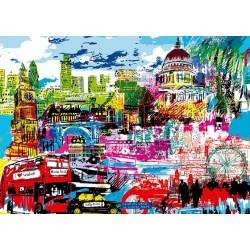 Puzzle Imádom Londont