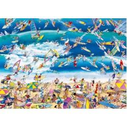 Puzzle Szörfözés