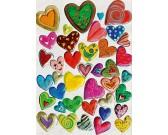 Puzzle Szív kollázs