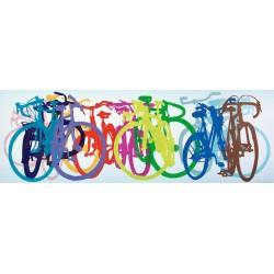 Puzzle Biciklik - PANORÁMA PUZZLE