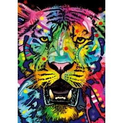 Puzzle Vad tigris