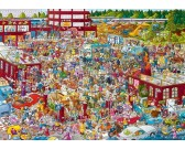 Puzzle Flea market - TRIANGULAR PUZZLE
