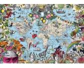 Puzzle Egy csodálatos világ