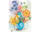Puzzle Kék váza