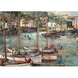 Puzzle Kikötő