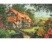 Puzzle A zsindelyező háza