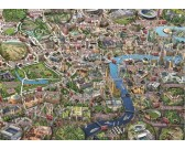 Puzzle London térképe