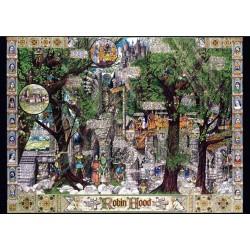 Puzzle Robin Hood - kaland