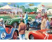 Puzzle Világhírű kocsik