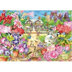 Puzzle Nyári kert