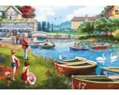 Puzzle Csónak
