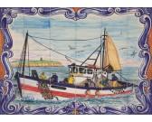 Puzzle Mozaikkép - portugál kerámia