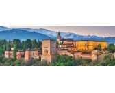 Puzzle Alhambra, Spanyolország - PANORAMATIKUS PUZZLE