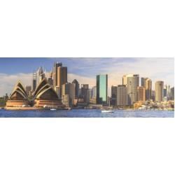 Puzzle Sydney-i látkép - PANORAMATIKUS PUZZLE