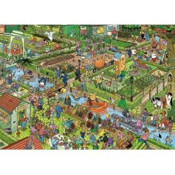 Puzzle Tavirózsák