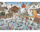 Puzzle Téli játékok
