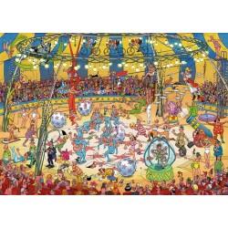 Puzzle Akrobata cirkus