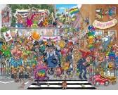 Puzzle Pride - WASGIJ PUZZLE