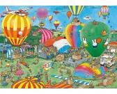 Puzzle Repülő léggömbök