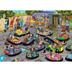 Puzzle Menet - autópálya