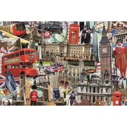 Puzzle A legjobbak Londonból